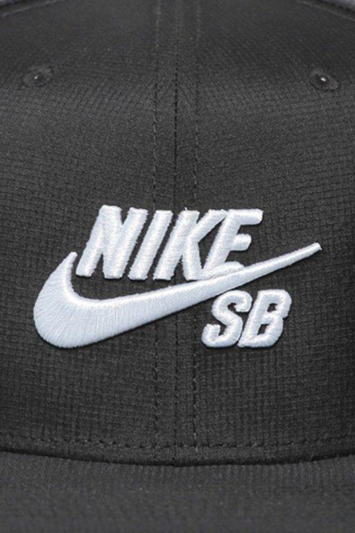 Kšiltovka Nike SB AEROBILL HAT Black White - Tornadoshop.cz 16ba402699