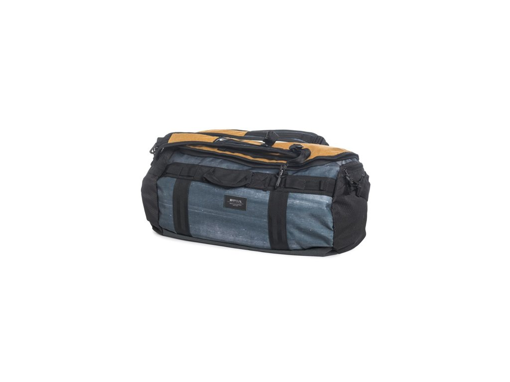 8a173e5734f Cestovní taška Ripcurl STACKER DUFFLE Brown - Tornadoshop.cz