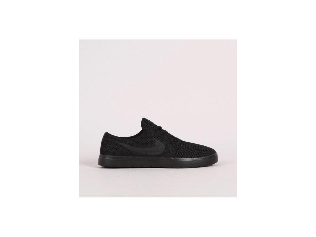 cf84d4b17ba Boty Nike SB PORTMORE II ULTRALIGHT Black Black-Anthracite ...