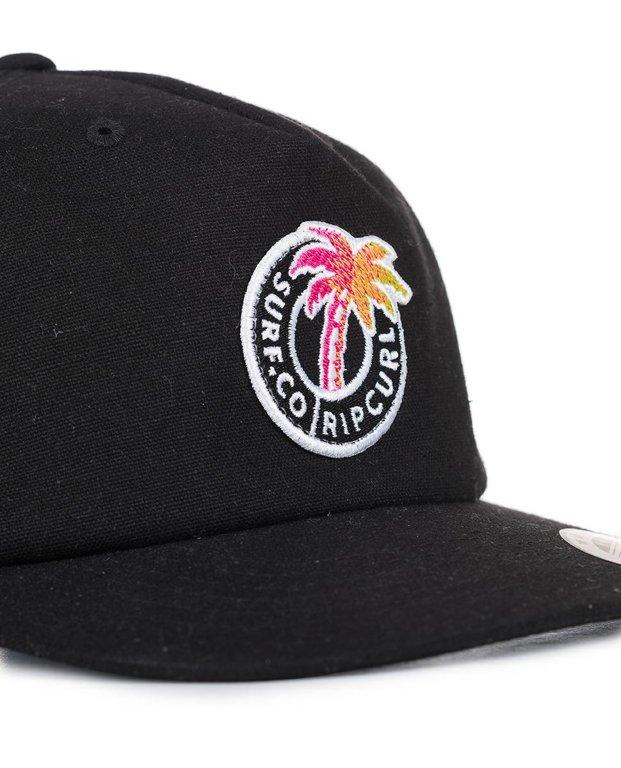 b6b65ab783 Kšiltovka Rip Curl TROPIC TOPIC CAP Black