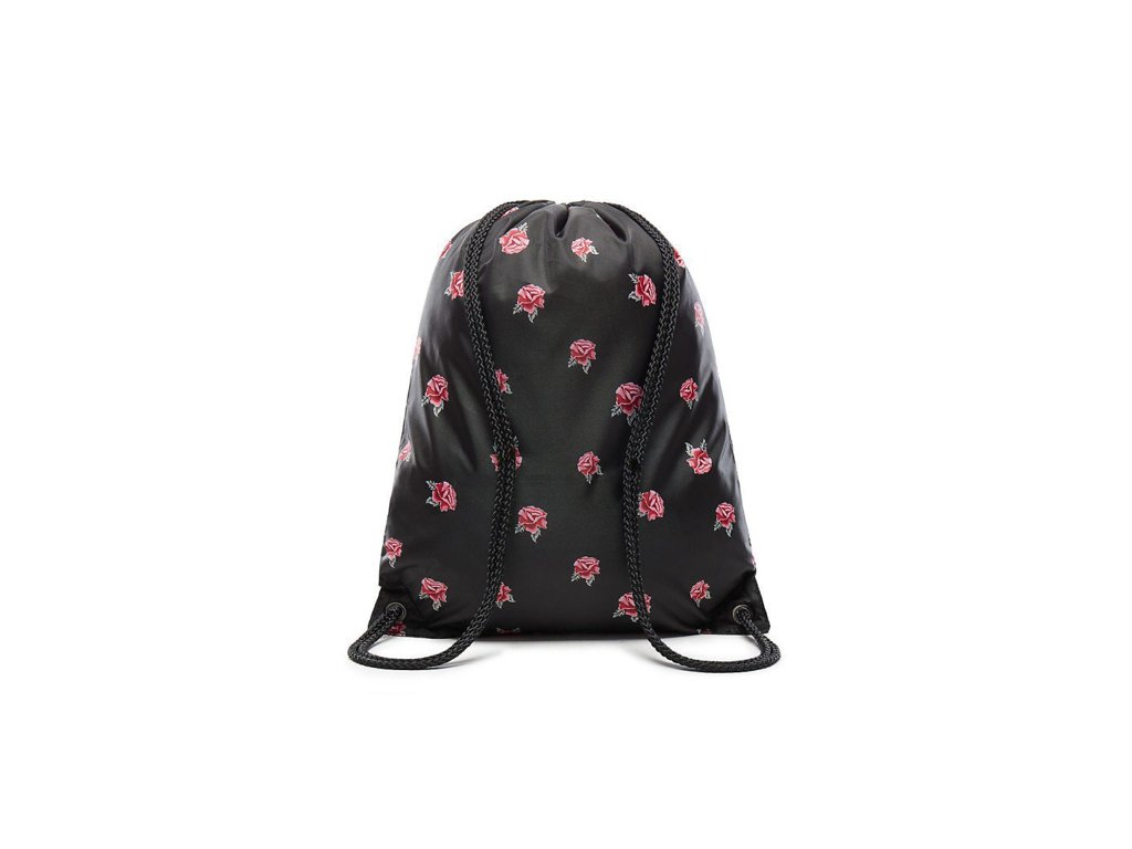2bed6a713b7 Batoh Vans BENCHED BAG Black Rose - Tornadoshop.cz