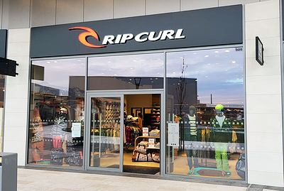 RIP CURL OUTLET ARENA MORAVIA