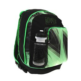 Batoh Animal CAMINO Black/Green