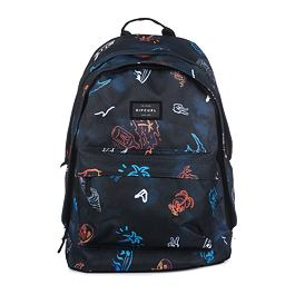 Batoh Rip Curl DOUBLE DOME TROPICANA  Navy