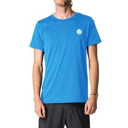 Lykra Rip Curl SEARCH BOARDWALK S/SL UVT Blue