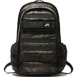 74006eebe42 Batoh Nike SB RPM GRAPHIC SKATEBOARDING BACKPACK Iguana Black Black