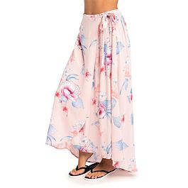 Sukně Rip Curl INFUSION FLOWER MAXI SKIRT  Shell
