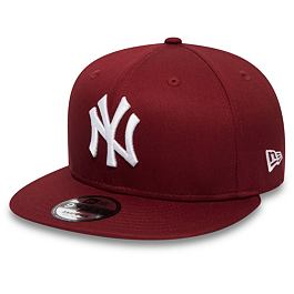 Kšiltovka New Era 950 MLB LEAGUE ESSENTIAL NEYYAN Red/White