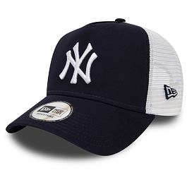 Kšiltovka New Era 940W AF TRUCKER MLB LEAGUE ESS. NEYYAN Navy/White