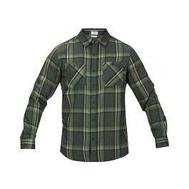 Košile Hurley CREEPER WASHED L/S Galactic Jade