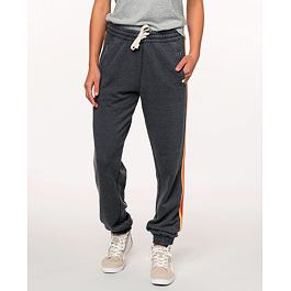 Tepláky Rip Curl GOLDEN DAYS FLEECE PANT  Charcoal Marle