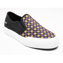 Boty Etnies LANGSTON W'S Black/Yellow/Black