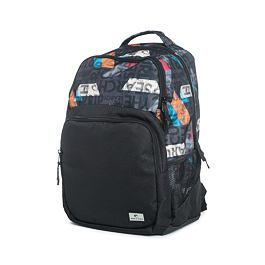 Batoh Rip Curl GEO PARTY DOUBLE UP Black