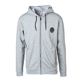 Mikina Rip Curl ORIGINAL WEETY FLEECE  Cement Marle