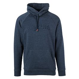Mikina Ripcurl PIPE DREAM FLEECE  Mood Indigo Mar