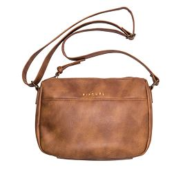 Kabelka Rip Curl ISLAND LOVE SHOULDER BAG  Tan