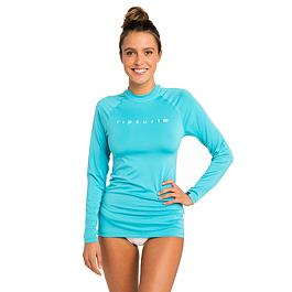 Lykra Rip Curl SUNNY RAYS RELAXED L/SL  Light Blue