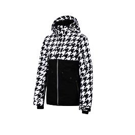 Bunda Rehall BELLAH Houndstooth Black & White