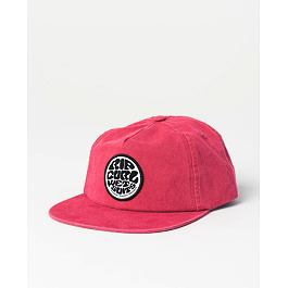 Kšiltovka Rip Curl WASHED WETTY SB CAP  Red