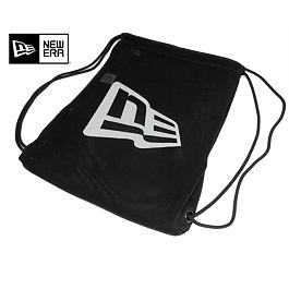 Batoh New Era GYM SACK Blkwhi