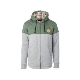 Mikina Rip Curl FLANNY FLEECE  Dusty Olive