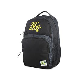 Batoh Rip Curl 100% SURF DOUBLE UP Black