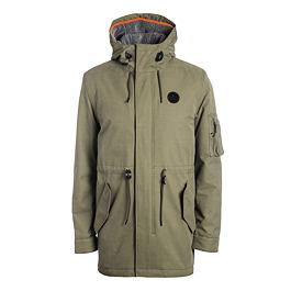 Bunda Rip Curl PARK ANTI JACKET Dusty Olive