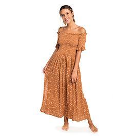 šaty Rip Curl CLUB HAVANA MID DRESS  Multico