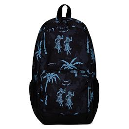 Batoh Hurley RENEGADE II ALOHA ONLY BACKPACK Black