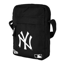 Batoh New Era MLB SIDE BAG NEYYAN Black/White