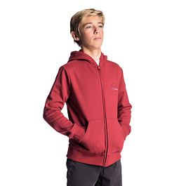 Mikina Rip Curl SIXTY NINE HZ FLEECE  Red