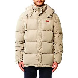 Bunda Globe IGNITE PUFFER JACKET Sand