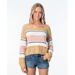 Svetr Rip Curl SUNSETTERS SWEATER  Multi