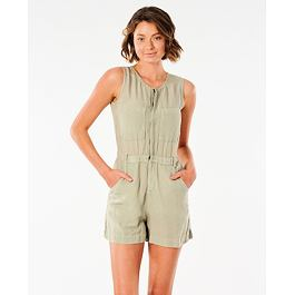 šaty Rip Curl PANOMA ROMPER  Stone