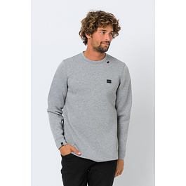 Mikina Animal REDEEM Grey Marl