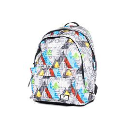 Batoh Rip Curl GEO PARTY DOUBLE DOME Grey