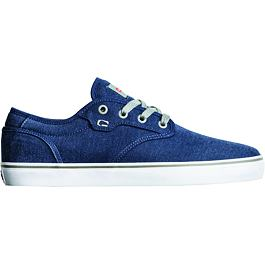 Boty Globe MOTLEY Blue Canvas/Grey