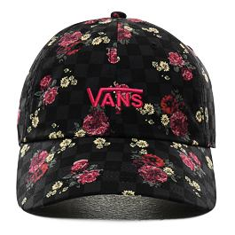 Kšiltovka Vans COURT SIDE PRINTED HAT Botanical Check
