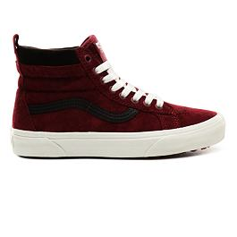 Boty Vans SK8-HI MTE Biking Red/Chocolatetrt