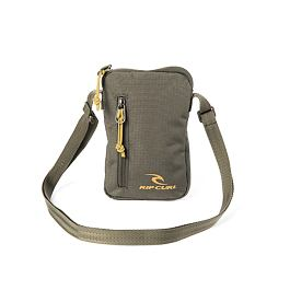 Kabela Rip Curl SLIM POUCH STACKA  Military Green