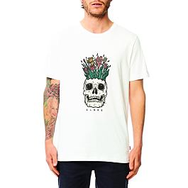 Tričko Globe MIND GAMES TEE White