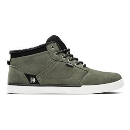 Boty Etnies JEFFERSON MID Olive/Black