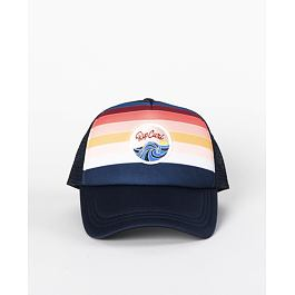 Kšiltovka Rip Curl KEEP ON SURFIN TRUCKER  Navy