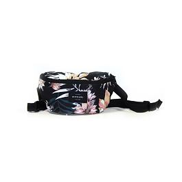 Ledvinka Rip Curl WAIST BAG PLAYA  Black