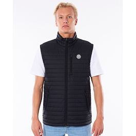 Vesta Rip Curl MELTING VEST ANTI SERIES  Black
