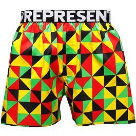 Spodní prádlo Represent EXCLUSIVE MIKE TRIANGLES Rasta