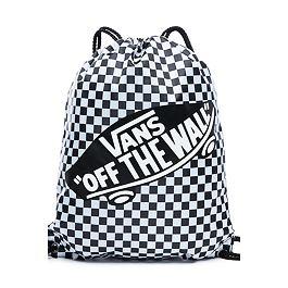Batoh Vans BENCHED BAG Black/White