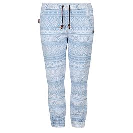 Kalhoty Alife and Kickin ALICIA PANT Light Denim