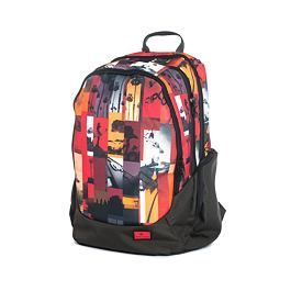 Batoh Rip Curl PHOTO VIBES TRISCHOOL Red