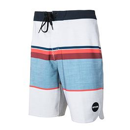 "Plavky Rip Curl MIRAGE MISSION 20"" BOARDSHORT  White"